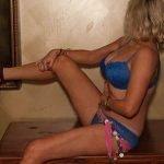 Madison - wonderfully womanly busty leggy blonde escort